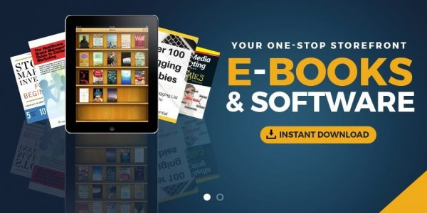 Digital InfoProduct Store for USA